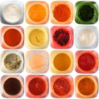 sauces d'accompagnement et calories