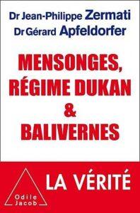 Mensonges et balivernes du régime Dukan