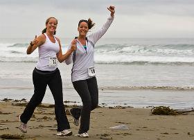 femmes motivées pour perdre du poids
