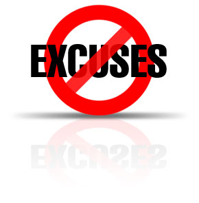 Stop-excuses