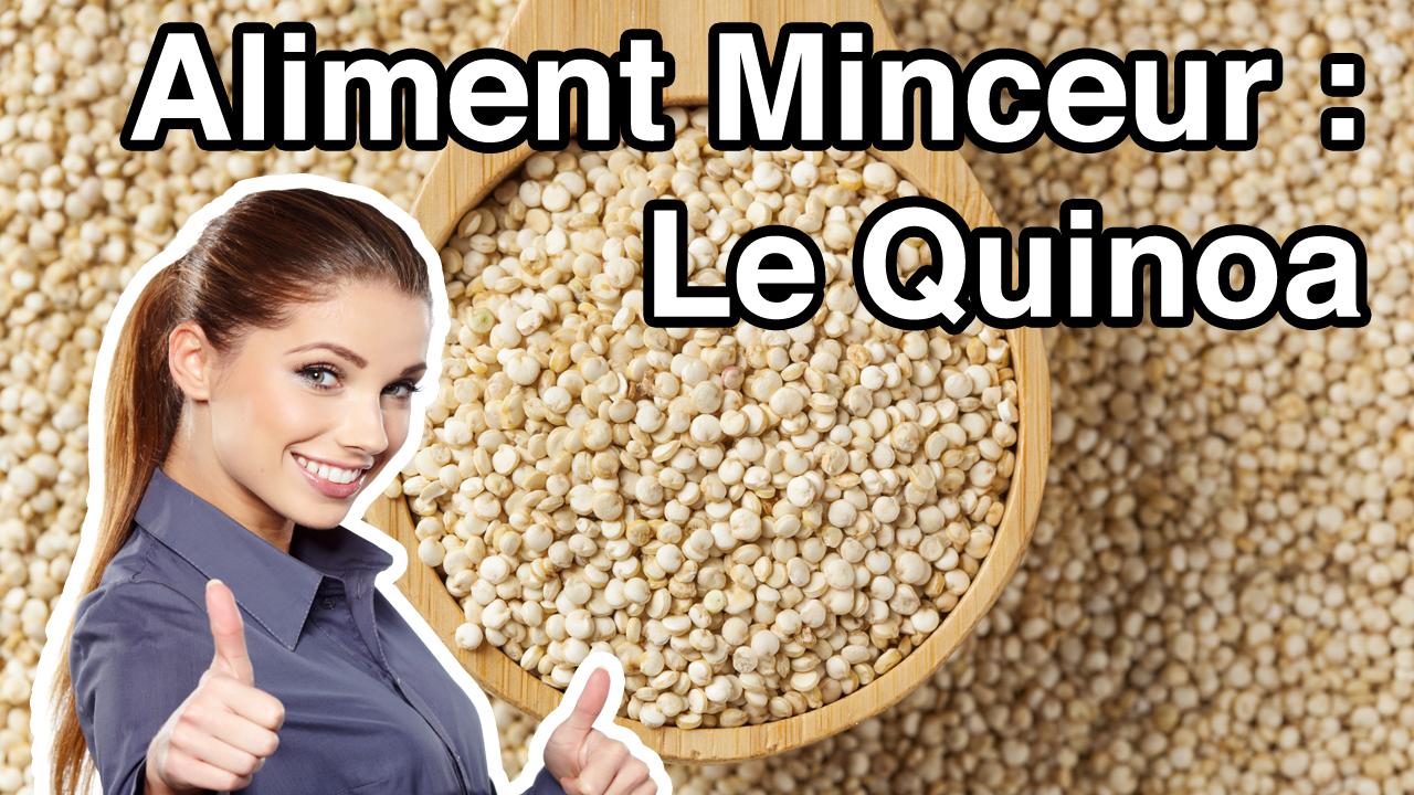 Le Quinoa / Aliment Minceur
