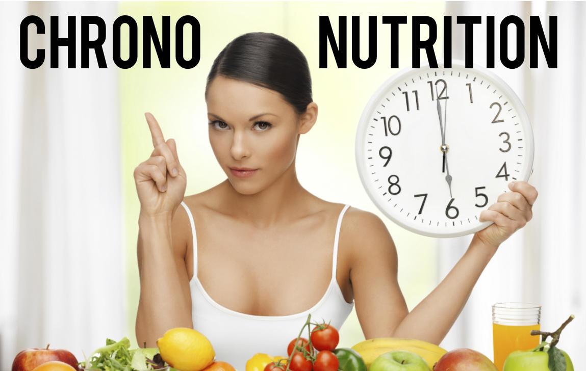 Chrononutrition, le biorythme au service de la perte de poids