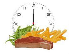Chrononutrition Dejeuner