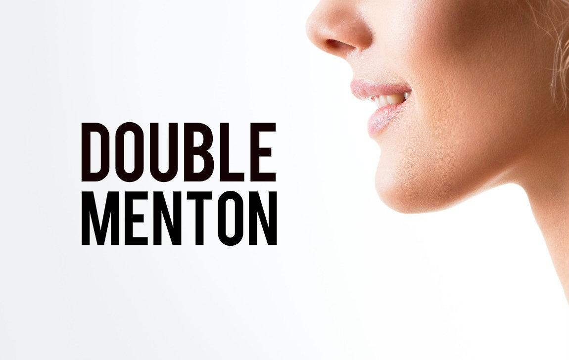 Double menton, ce que vous devez savoir pour vous en débarrasser