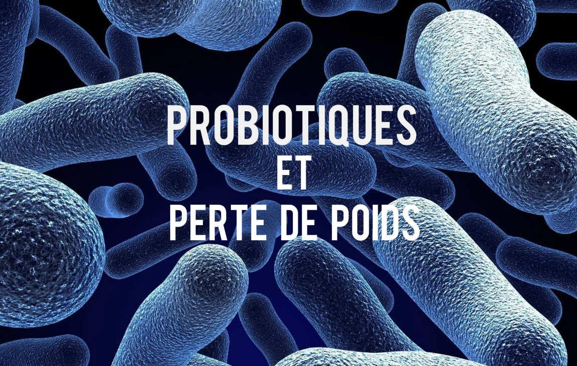Probiotiques, ces petites bactéries amies qui participent à la perte de poids