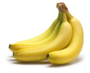 Banane et calories