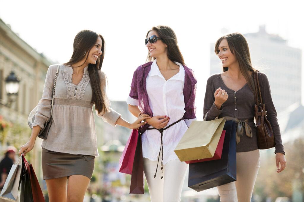 L'achat d'une nouvelle garde-robe est une excellente motivation pour maigrir.
