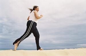 femme qui fait d sport pour maigrir