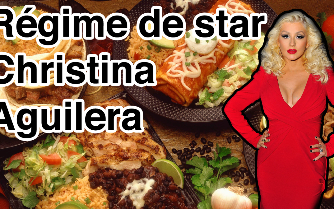 Christina Aguilera / Régime de star