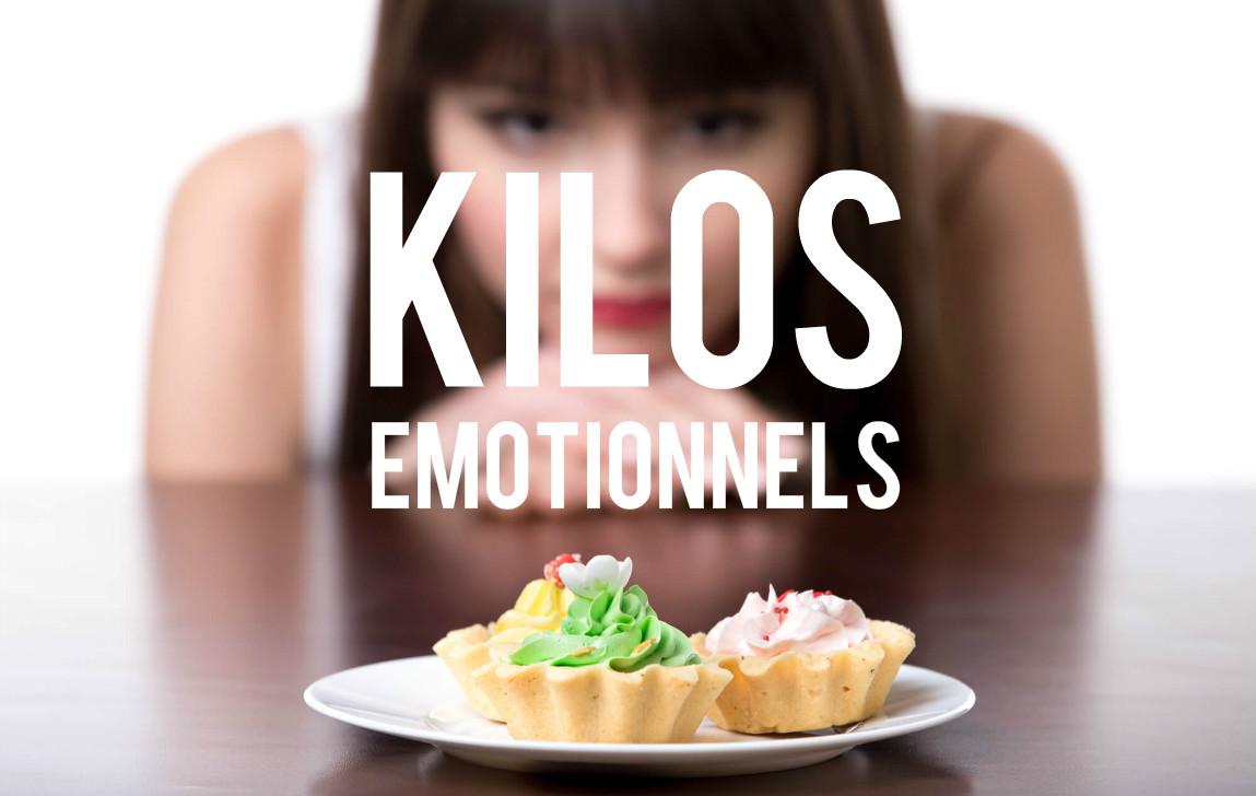 Kilos émotionnels, comment contrôler ses émotions pour maigrir?
