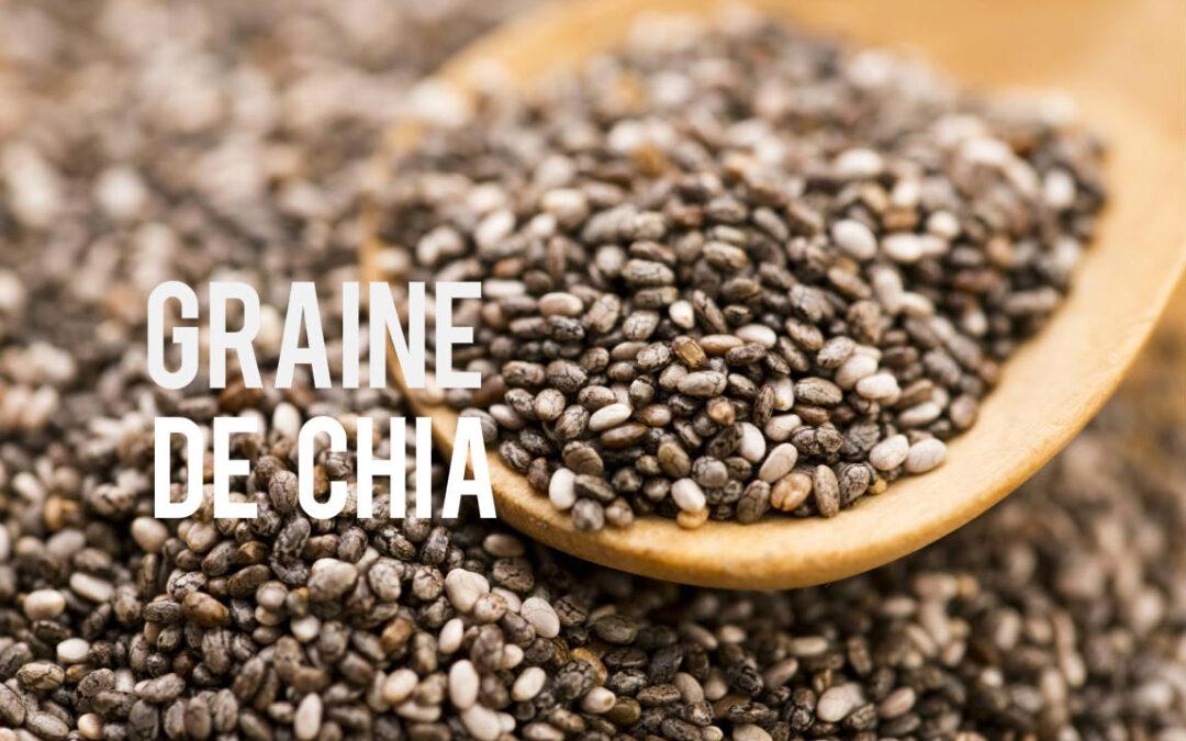 Graine de Chia, une si petite graine aux grandes vertus minceur